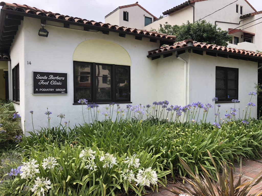 Foot and ankle specialist in Santa Barbara California